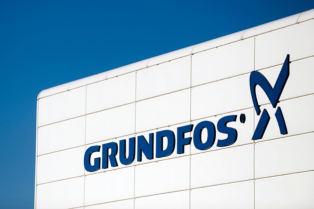 Grundfos is the official sponsor of PCVExpo 2020!
